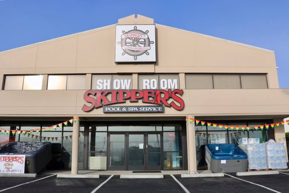 Skippers Pool and Spa Service New Storefront